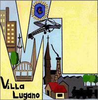 Escudo emblema del barrio de Villa Lugano