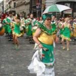llamada candombe
