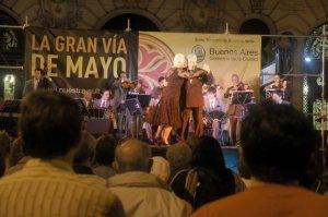 Espectaculo de tango El Viejo Almacen