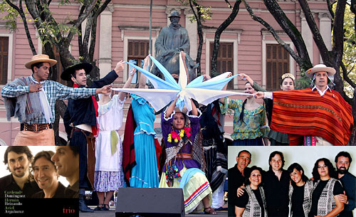 Festival de Folclore en Mataderos