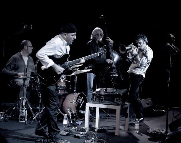 Buenos Aires Jazz 2011 - En la foto: Paolo Fresu Quartet