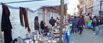 Feria Artesanal San Telmo, Buenos Aires