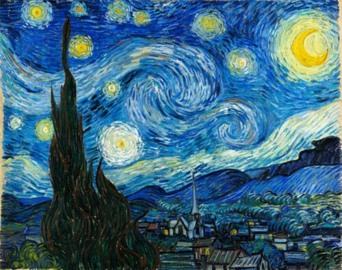 Van Gogh en la Usina del Arte