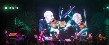 Actuación del Sexteto Mayor, Mundial de Tango 2013