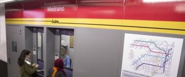 Boletería de la estación Medrano de la Línea B de subte