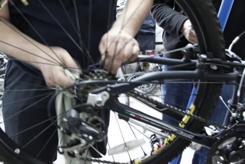 Curso de Auxiliar de Mecánico para Bicicletas