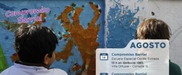 Agenda de Compromisos Barriales Agosto 2014
