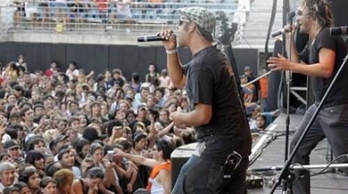 Ciudad del Rock te espera para disfrutar de recitales de rock, pop, reggae, ska, funk y heavy metal