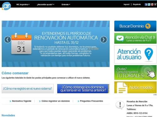 NIC Argentina - La revolución de la renovación