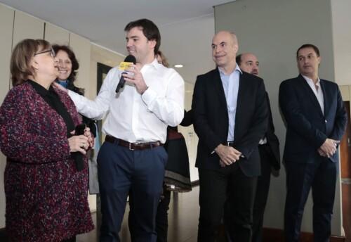 La Ciudad anuncia plataforma digital para controlar consorcios
