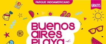Buenos Aires Playa 2018 - Toda la información