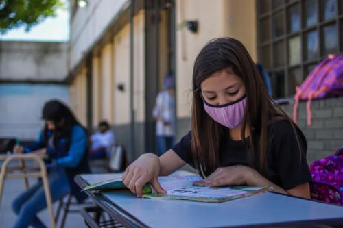Clases Presenciales en Pandemia